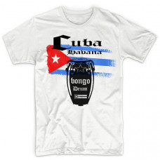 Afro Cubano Drums Tee