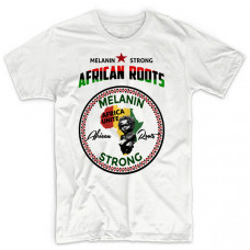 Melanin Strong Roots Rock Tee