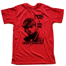 Nas T-Shirt Sleep Is The Cousin Of Death