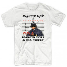 Weat Coast Rap Music Classic Hip Hop Tee