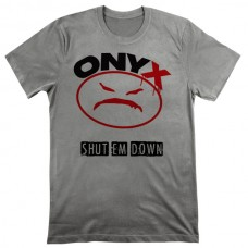 Onyx T-Shirt Shutemdown Mad face