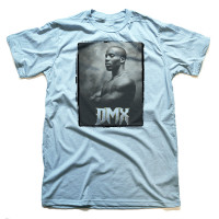 Warface Apparel Oldschool Hip Hop T-Shirt 90s NY Rap Legend Light Blue Tee