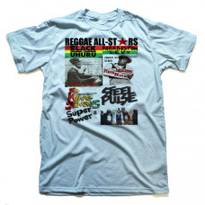 Oldschool Allstar Reggae Legends Tee