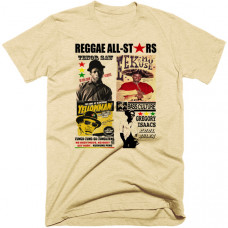 Oldschool Allstar Reggae Legends Tee II