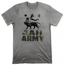 Jah Rastafari Warrior Tee
