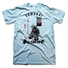 Samurai Until Death Tee
