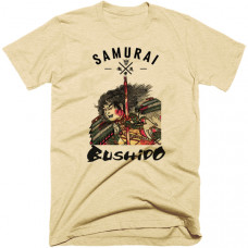 Samurai Warface Tee