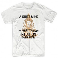 Quiet Mind Meditation Tee