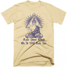 Zen Buddhism Meditation Tee