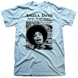 ANGELA DAVIS COLLAGE TEE