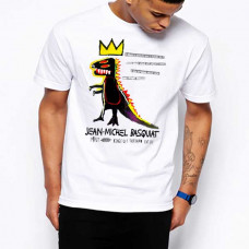 African Roots Afro Punk Style Abstract T-Shirt VIII